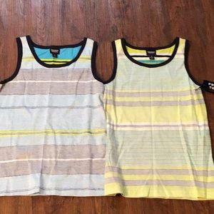 Boys French toast tank tops Brand new